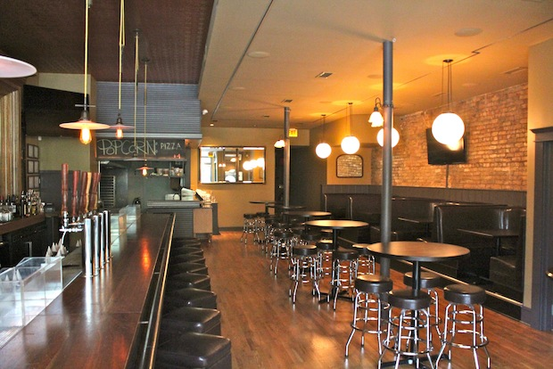 Barrelhouse Flat reopened this week with a renovated first floor.