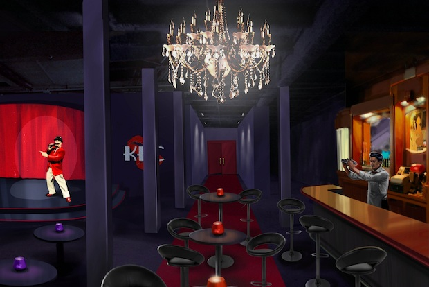 The Uptown Underground would feature a 150-seat main stage, 60-seat cabaret stage and a full bar in the basement of the Uptown Broadway Building.