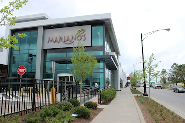 Mariano's Bucktown, 2112 N. Ashland Ave., opens Tuesday.