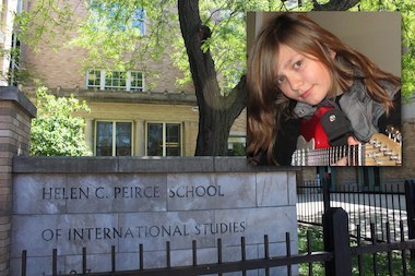 McKenzie Phlipot, 12, committed suicide last year. Her family said a culture of bullying at Peirce Elementary School might have led to her death, but CPS officials said Tuesday that there was no evidence that was the case.