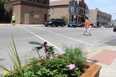 The TIF-funded project will overhaul an increasingly busy street in Bridgeport.