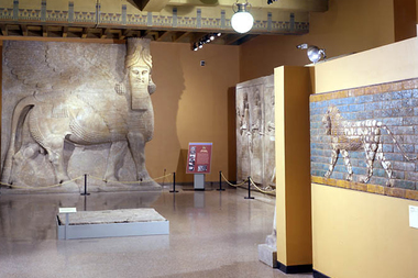 Dishes of the ancient Assyrians will be served among the artifacts of the Oriental Institute on Wednesday night.