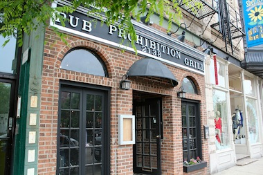 Prohibition is preparing to open early next week in the former Halsted Harp space, 2138 N. Halsted St.