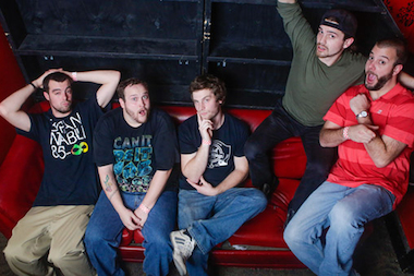 The Virginia-based band hits the stage with its rock, funk, reggae and hip-hop sound.