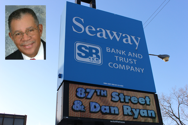 Seaway Bank and Trust Co. will celebrate its 50th anniversary next year without Walter Grady as its president and CEO, who announced June 18, 2014 that he would retire effective July 31, 2014.