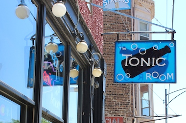 The Chicago Songwriters Alliance performs at the Tonic Room Tuesday.