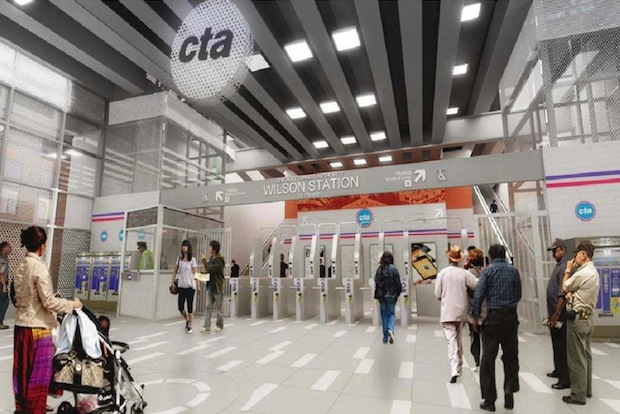 Transit Chicago Club >> CTA Chooses Contractor for Wilson Red Line Rehab, 95th Street Work - Uptown - Chicago - DNAinfo