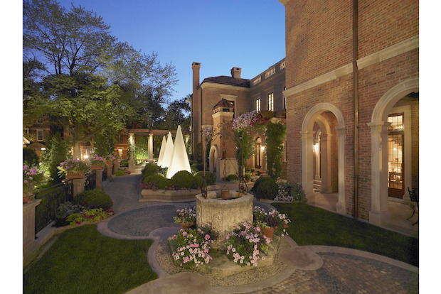 A seven-bedroom Lincoln Park estate covering five city lots was the city's most expensive single-family home on the market at $18.75 million.