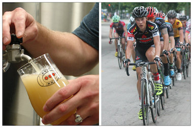 Horse Thief Hollow has created Snake Hill, a speciality beer made for the Beverly Hills Cycling Classic. The 12th annual bike race is July 24 in Beverly, featuring a pro-am women's race at 4:40 p.m. and a pro-am men's race at 6:30 p.m.