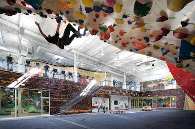 Brooklyn Boulders Indoor Rock Climbing Spot to Open in the West Loop ...