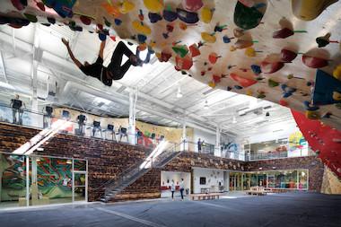 Brooklyn Boulders Indoor Rock Climbing Spot to Open in the West ...