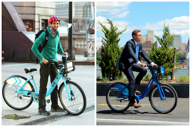 New York's Citi Bike has 100,000 members — more than four times Divvy's 23,000. In its first year, 7 million rides were taken on Citibikes, compared with 1.6 million in Divvy's first year.