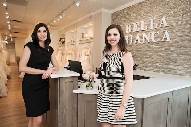 Bella Bianca Bridal Couture Brings High Tech To Gold Coast Boutique