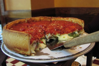Dining at Giordano's on Tuesday could help homeless families as part of an Uptown social service agency's fundraiser.