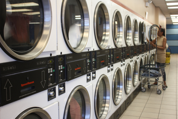 The one-day event takes place 10 a.m. to 1 p.m. Saturday at   Wash & Relax Laundry, 1153 W. 69th St.
