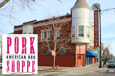 The former Kingfisher Restaurant, 5721 N. Clark St., is slated to become the second Pork Shoppe location in the city.
