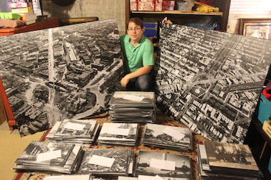 It took Andrew Schneider nearly a decade to collect the most comprehensive collection of Logan Square historical photos ever assembled.