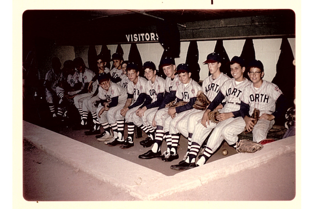 The North Roseland baseball team made it to the championship game of the Little League World Series in 1967.