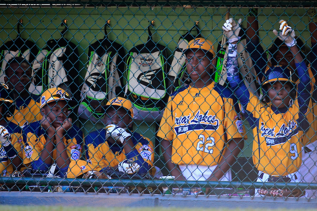 Jackie Robinson West represented Chicago in the Little League World Series.