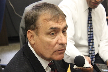 Ald. James Balcer (11th) confirms Tuesday he'll be retiring at the end of his current term.