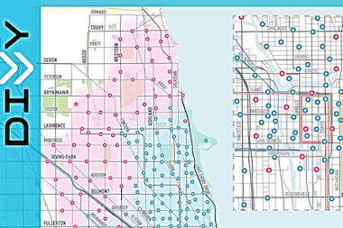 The city is planning to add Divvy stations to areas lacking them on the Far North and South sides, which will make Chicago's program the biggest bike-sharing system in North America.