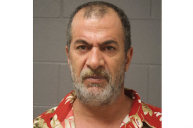 Emad Karakrah, a native of Palestine, allegedly was driving on South Kedzie Avenue Wednesday morning with a flag of the ISIS terrorist group flying from his car. He led police on a chase after they tried to pull him over and later threatened them with a bomb, prosecutors said.