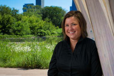 Jen Kramer, a candidate for alderman in the 43rd Ward, is director of entertainment and special events for Navy Pier Inc. and a past president of Special Olympics Chicago.