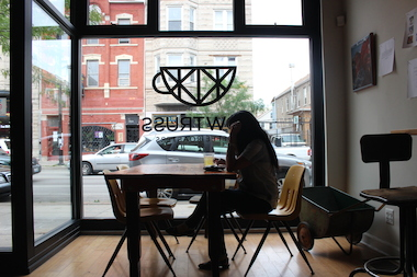 Bow Truss Coffee Roasters, 1641 W. 18th St., opened last year in Pilsen.