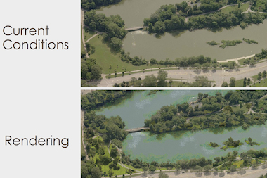 The Army Corps of Engineers will lead the habitat restorations for Jackson Park.