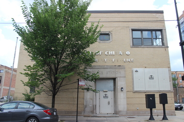 The Chicago Children's Theatre will break ground on a first phase project to revamp the empty former police station at 100 S. Racine Ave. into the theater's new headquarters.