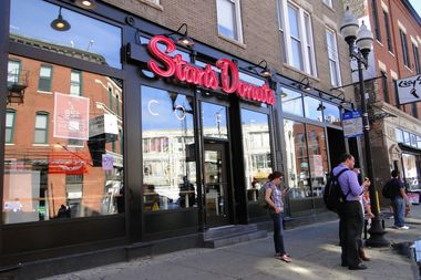 Stan's Donuts and Coffee in Wicker Park.