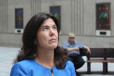 Cook County State's Attorney Anita Alvarez accused her critics of playing politics.
