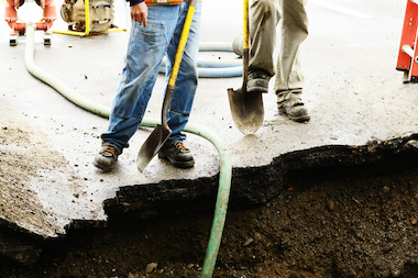 Sewer mains are being replaced in Rogers Park, but the timing means roads might have to wait to be resurfaced.