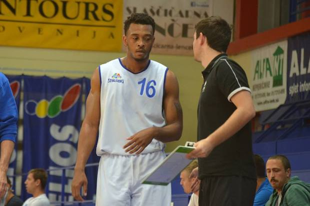 Lab Schools graduate Zeke Upshaw is playing professional basketball in Slovenia.