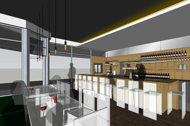 Is second time the charm for ampersand wine bar now sets for Ampersand chicago