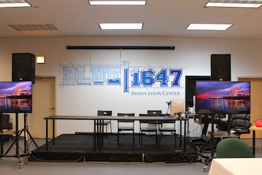 In 2013, Blue 1647 opened this technology center in Pilsen.