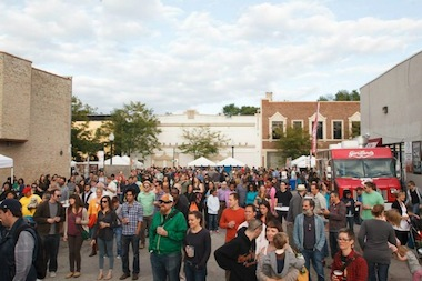 The City Made Fest has been held in Andersonville since 2013.