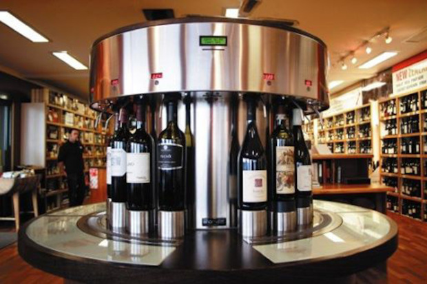 Boystown wine shop Paired Wine will soon offer in-store tastings with high-tech Enomatic machines.