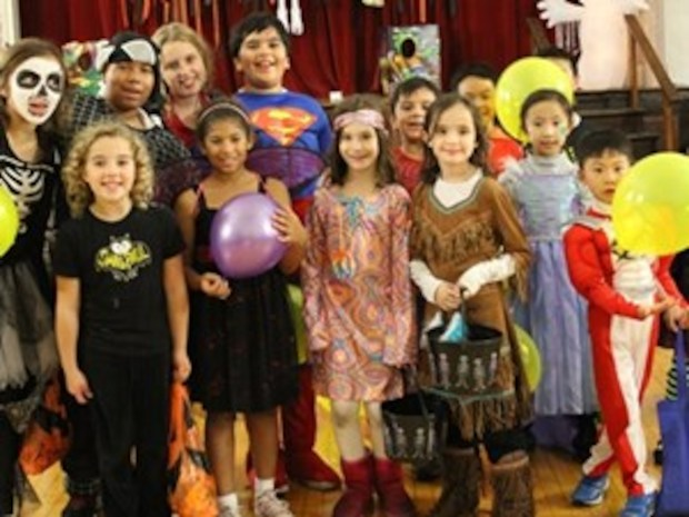 Celebrate Halloween with the Chicago Park District.