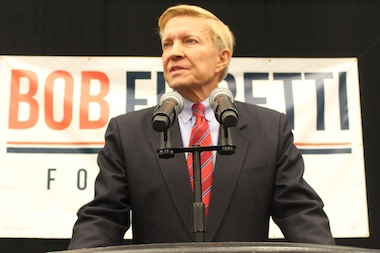 South Shore residents will get a chance to put their questions to mayoral hopeful Ald. Bob Fioretti (2nd) at the Saturday Exchange Ideas forum.