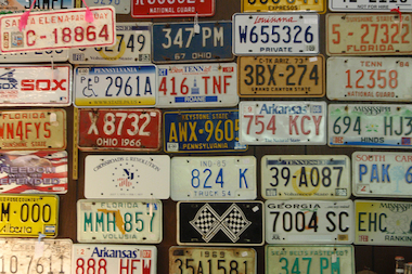 About 10 percent of the 4.9 million parking tickets issued by the city between Aug. 18, 2012 to Aug. 17, 2014 were given to parkers with out-of-state license plates.