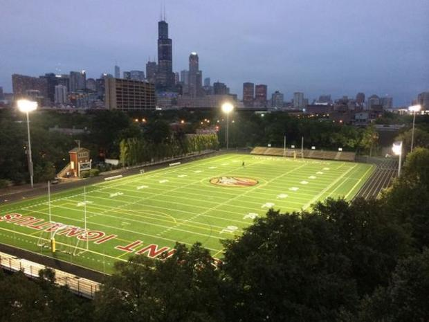 St Ignatius To Debut New Football Field Under Friday
