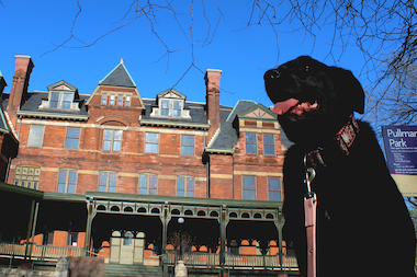 George Pullman's railroad town is quite possibly the most enchanting neighborhood in Chicago.