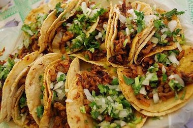 The Clark Street Taco Crawl is hosted by the Rogers Park Business Alliance.