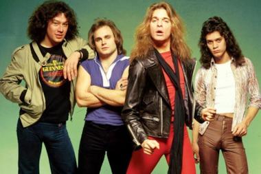 Rock Band Van Halen Is An Icon Of 1980s Pop Culture