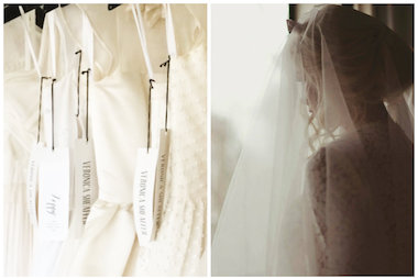 Bridal gown designer Veronica Sheaffer is having a sample sale Oct. 4-5 at her Humboldt Park studio.