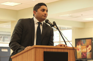 Ald. Pawar ID'd $16.5 million in TIF surplus in the 47th Ward, and is urging other flush aldermen to do the same.