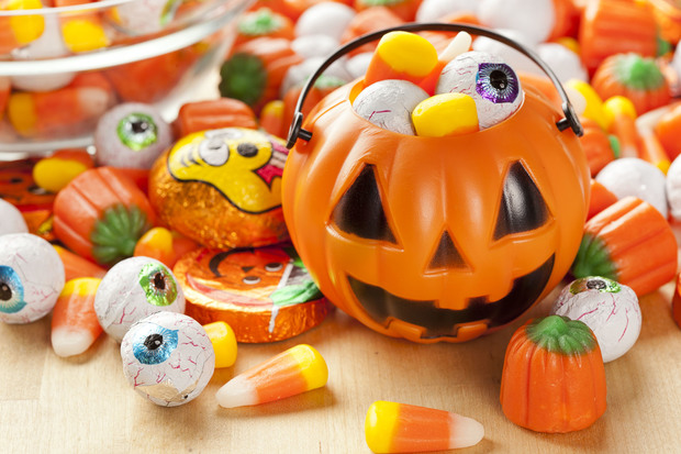 Candy donations are being accepted for Saturday's Halloween party at Ogden Park.