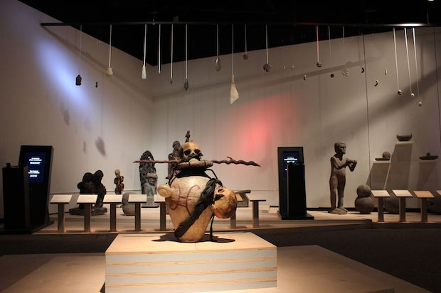 "The Field Museum will open ""Vodou: Sacred Powers of Haiti"" to the public Oct. 24."