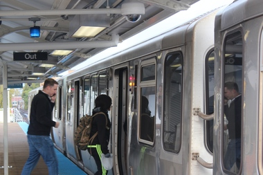 Next month, the CTA will begin scanning commuters for explosives using equipment that can detect whether someone is carrying a bomb or has been exposed to bomb-making materials, officials said Friday morning.